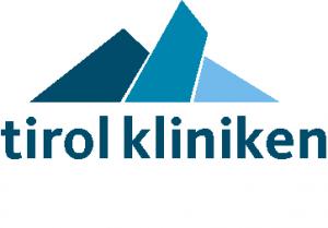 das logo der tirol kliniken
